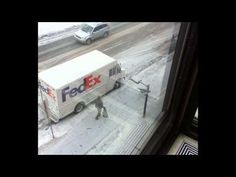 #UPS #Delivery Guy Vs The #Turkey - #funny