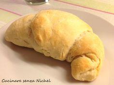 #Brioches salate #zucchine e formaggio nichel-free