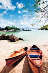 Ponta dos Ganchos // kayaking