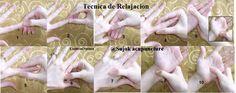Metodo o tenica facil de aprender y para poder hacer en cualquier lugar, siguiendo estas sencillas indicaciones. Comience su tratamiento relajante diez minutos reflexología de la mano pellizcando la punta de cada dedo y el pulgar de la mano derecha. Invierta y repetir este proceso en su mano izquierda. La presión aplicada a los dedos…