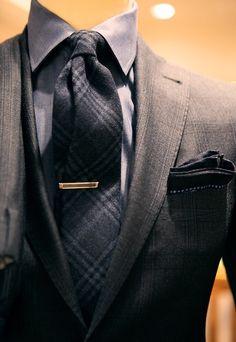 Faça seu estilo no Atelier das Gravatas - atelierdasgravatas.com.br ... Mens Suit