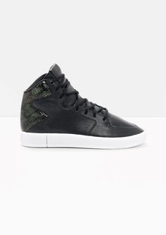 & Other Stories image 1 of adidas Tubular Invader 2.0 in Black
