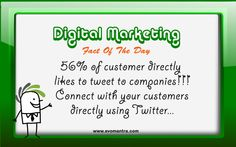 Twitter Marketing is going viral!!  See the fact!!  http://www.evomantra.com/twitter-marketing-services