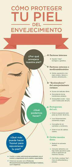 Estos son los 10 cuidados de la piel que debes tener para evitar el envejecimiento.