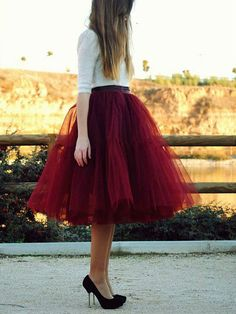 Fashion Fix: Marsala - My Simply Special