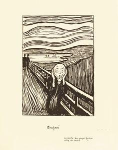 Munch, Edvard the Scream | print
