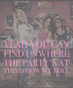 Florida Georgia line & luke Bryan- this is how we roll #lyrics