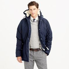 J.Crew - Norse Projects Lindisfarne Canvas Jacket