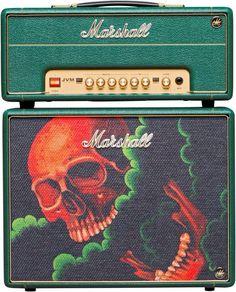 Marshall JVM Tattoo Series.