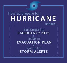 its now hurricane season be ready with these hurricane