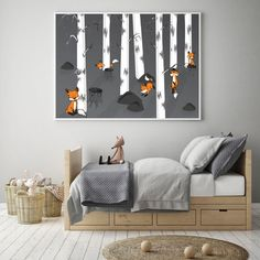 Siirry tuotteeseen Room Posters, Girl Room, Room Decor, Kids Rooms, House Styles, Girl Rooms, Kidsroom, Room Decorations, Decor Room