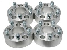 2 Inch Hub Centric Wheel Spacers