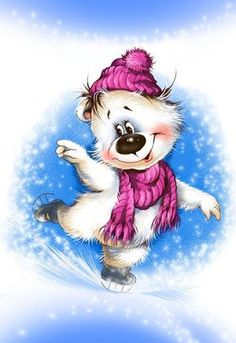 You are special to me Debra❄️ love & hugs❤️ Vickie ⭕️❌‼️ Illustration Noel, Illustrations, Graffiti Kunst, Winter Images, You Are Special, Special Friends, Clip Art, Love Hug, Christmas Art
