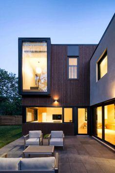 Diseño de Interiores & Arquitectura: Residencia Connaught por Naturehumaine
