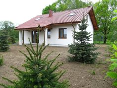 Projekt domu Żabka 2