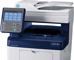 """Xerox 6655I/X WorkCentre Color Laser MFP. From cost control and energy savings to cloud-based scanning solutions and data security. Xerox WorkCentre 6655IX Color Laser MFP (36 ppm) (4 GB) (8.5"""" x 14"""") (2400 x 600 dpi) (Duty Cycle 100 000) (p/s/c/f) (Duplex) (USB) (Ethernet) (Stapler) (700 Sheet Input Cap) (HW No Free Freight). Color Laser."""