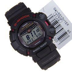 Sports Watch Store - Casio GW-9010-1DR GW-9010-1 Mudman G-Shock Mens Watch, $112.00 (http://www.sports-watch-store.com/casio-g-shock-gw-mudman-9010-1dr)