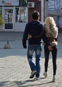 Humans of Ploiesti - Loterie Couples, Couple