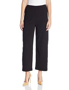 Lark  Ro Womens Patch Pocket Pant Black 16 *** Continue to the product at the image link. (Note:Amazon affiliate link)