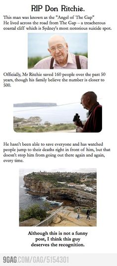 Faith in humanity, restored.