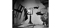 O segredo por trás da fotografia Dalí Atomicus de Philippe Halsman?