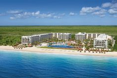 All-inclusive family resort in Riviera Maya Mexico | Dreams Riviera Cancun Resort & Spa