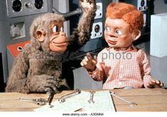 Mitch in Super Car Kids Tv Shows, Tv Ads, Vintage Tv, Old Tv, Popular Culture, Puppets, Childhood Memories, Super Cars, Monkey