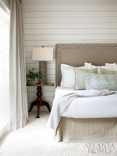 I spotted this home on the website of Atlanta Homes & Lifestyle magazine and had to share b...