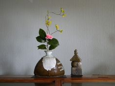 Chabana: 茶花 – Vessels for Flowers in a Tea-Room | 'Anagama' Blog [ あながま ブログ ]