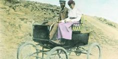 Stanley and his wife, Flora, drove an automobile in 1899 to the top of Mount Washington to become the first humans to make this journey by car. Mount Washington Auto Road, Washington Metro, Distracted Driving, Ormond Beach, Haunted Hotel, Power Cars, Rocky Mountain National Park, First Car, Car And Driver