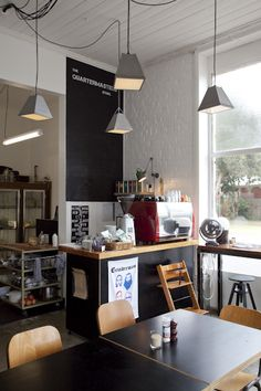 melbourne cafes photo blog. Quartermaster's Store is in Kew, Melbourne