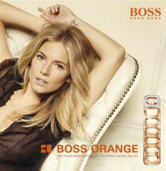 Indulge in a Free Sample of BOSS Orange