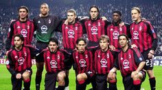 Alessandro Nesta helped AC Milan to two Champions League crowns during his 10 years at the club.