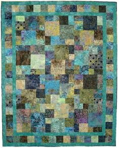 Loving Scrappy Quilts!