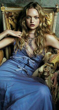 Alice in Wonderland / karen cox.  Gemma Ward by Steven Meisel | cynthia reccord                                                                                                                                                      More