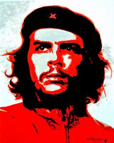 Che Guevara Original Limited Signed Edition Art Prints are available for $ 35. www.victorminca.com