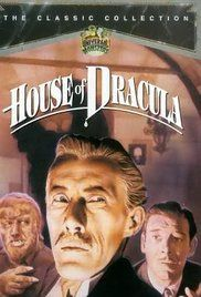 House of Dracula (1945) stars John Carradine as Count Dracula who along with the Wolf Man (Lon Chaney Jr), seeks a cure for their afflictions; a hunchbacked woman, a mad scientist and Frankenstein's monster (Glenn Strange) have their own troubles...