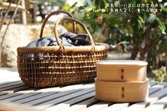 つくし弁当箱 柴田慶信商店 | 日本の手仕事・暮らしの道具店 | cotogoto コトゴト