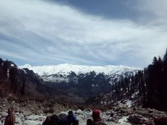 this peaks are of manali.