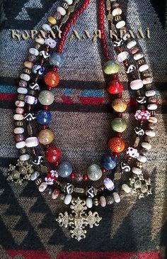 #Намисто #Корали #Бусы #Beads #Boho  КОРАЛІ-ДЛЯ-КРАЛІ…