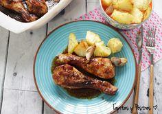 Pollo a la coca cola: receta rápida y rica