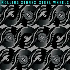 STEEL WHEELS ~ Steel Wheels is a special album in the history of the Stones, it's about reconcilliation, friendship and shared passion. It's the album that united the band again, after a three year hiatus that was almost permanent. ~ RELEASED AUGUST 1989 UK NO.2 CHARTED 18 WEEKS US NO.3 CHARTED 36 WEEKS
