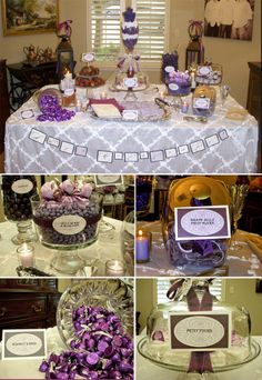 Events by Shelbi Rene: Lyndsay's Wedding Shower