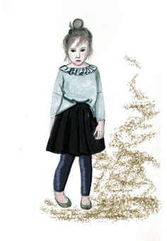 #mskpu, #MagdalenaPopiel, #kidsfashion, #kids
