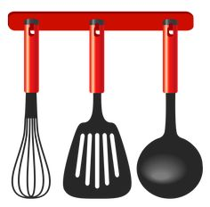 KITCHEN UTENSILS •