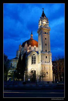 Iglesia de San Manuel y San Benito - MADRID