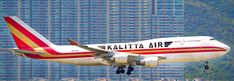 Kalitta Air Boeing 747-400F freighter