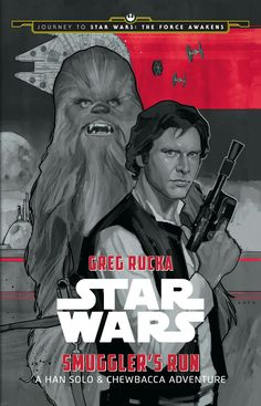Han SOLO and Chewbacca | By Phil NOTO (MARVEL Comics) | STAR WARS : Comics