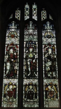 Victorian Stained Glass | Photos from St Nicolas Cathedral i… | Flickr