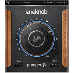 Check out this awesome Holiday Giveaway from @wavesaudioltd with a chance to win a copy of the Waves OneKnob Pumper plugin.